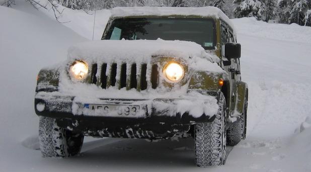 Džipovi zimske gume