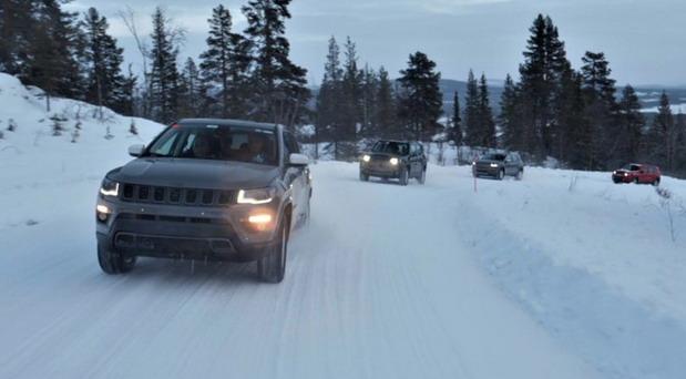 Jeep Renegade i Compass 4xe