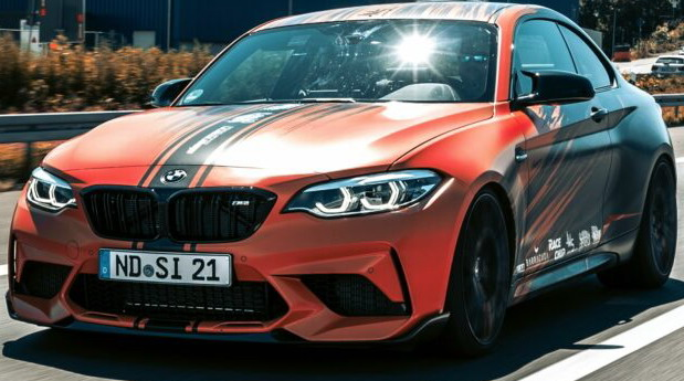 JMS BMW M2 Competiton