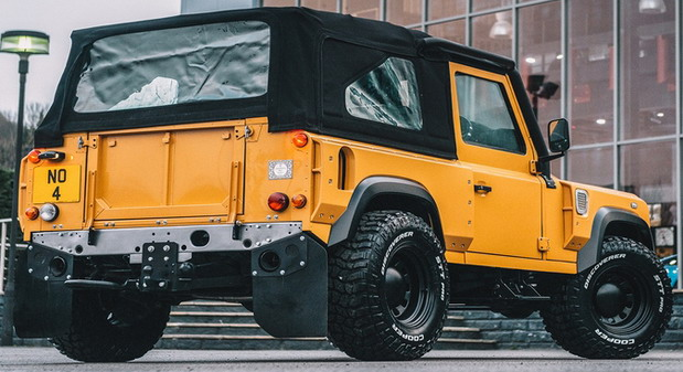 Chelsea Truck Company Defender Homage 2 edition