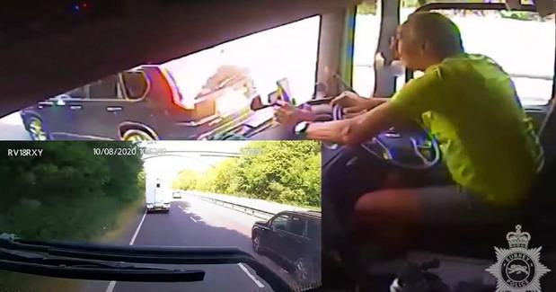 Vozač kamiona