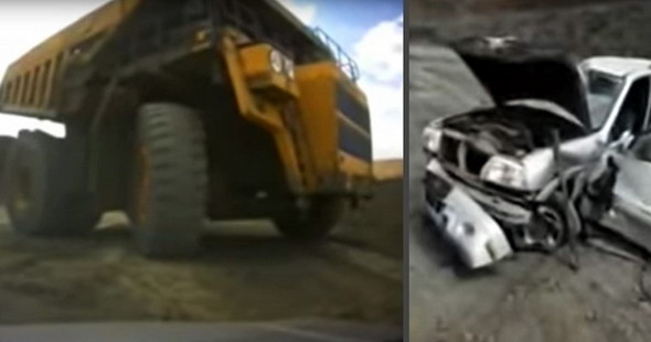 Kamion SUV