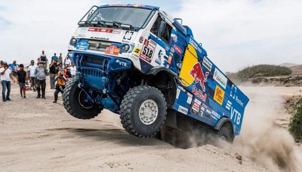 Kamaz Dakar 2019