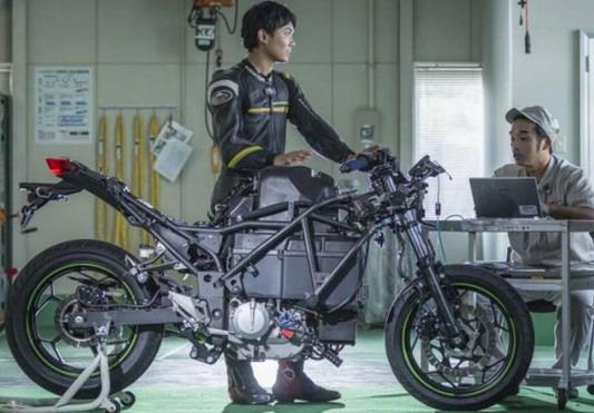 Kawasaki Endeavor