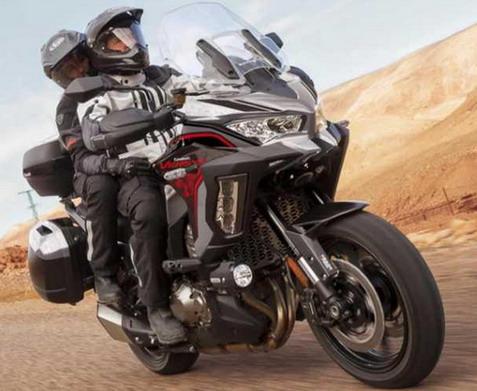 Kawasaki lansirao novi Versys 1000 S za evropsko tržište