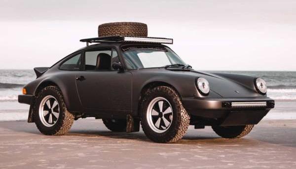 Kelly-Moss Porsche 911
