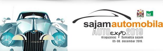"""Auto Expo"" 2019 u Kragujevcu"