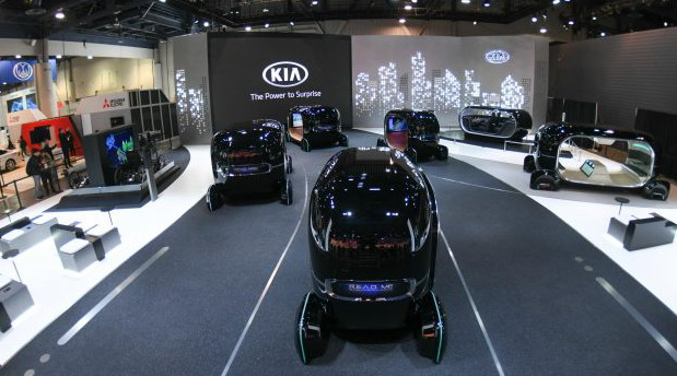 Kia Motors CES 2019