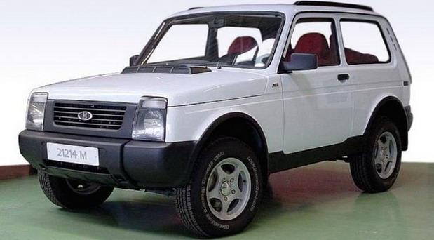 Lada Niva 21214 M