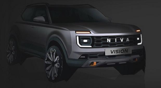 Lada Vision Niva