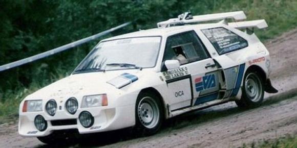Lada Samara EVA
