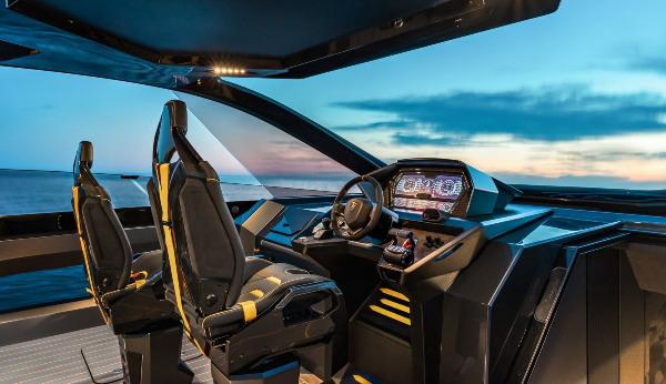 Tecnomar for Lamborghini 63 jahta