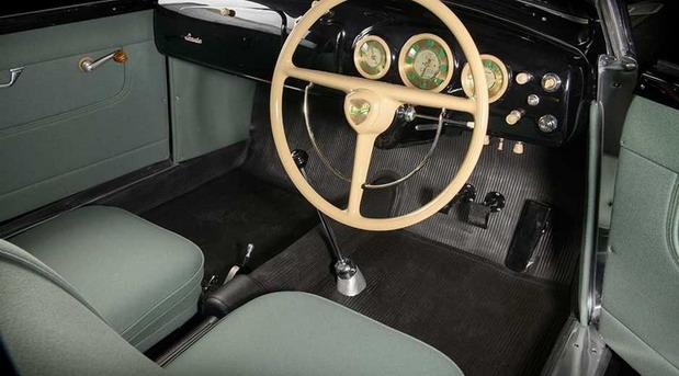 Lancia Aurelia B20GT
