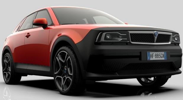 Lancia Montecarlo concept