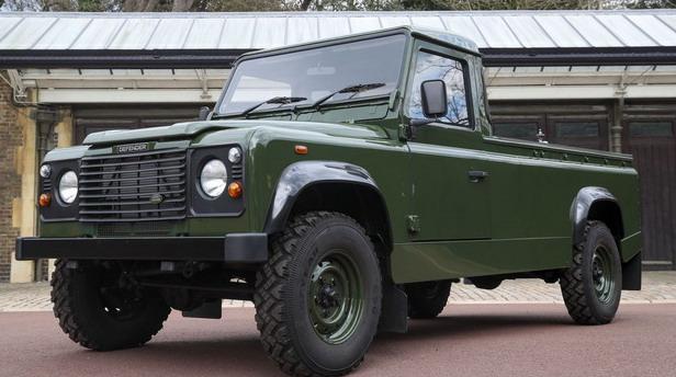 Land Rover Degender 130