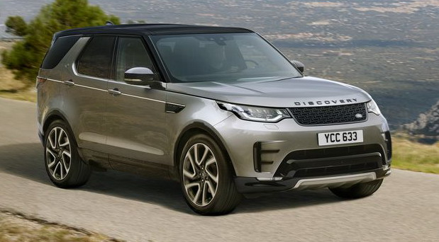 Land Rover Discovery Landmark Edition