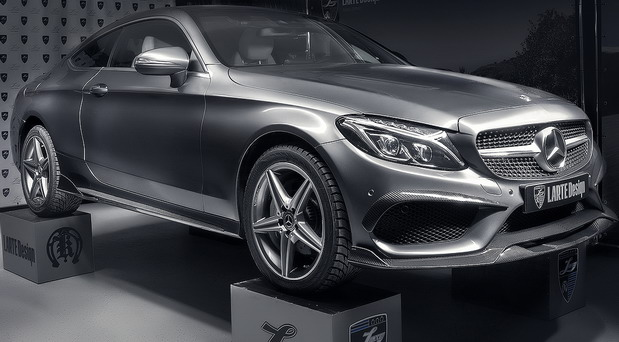 Larte Design Mercedes C klase Coupe