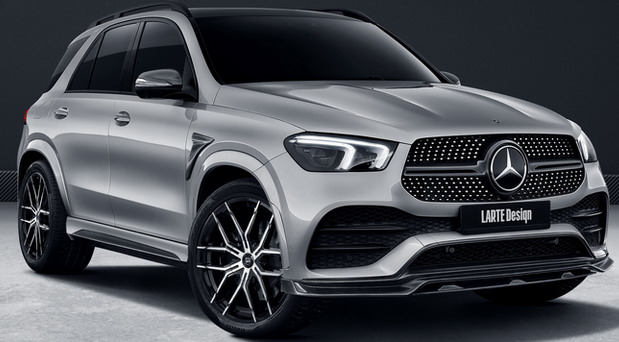 Larte Design Mercedes GLE