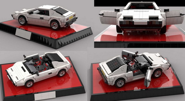 LEGO Lotus Esprit