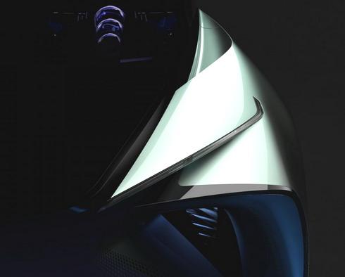 Lexus BEV concept