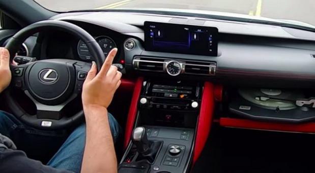 Lexus gramofon