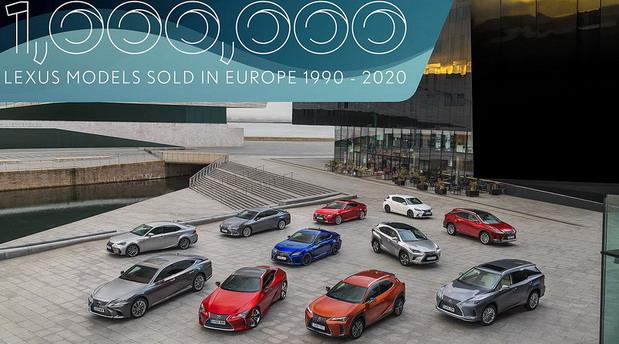 Lexus million