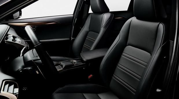 Lexus NX300 Black Line Special Edition