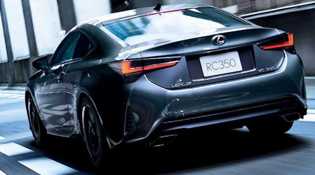 Lexus RC Emotional Ash