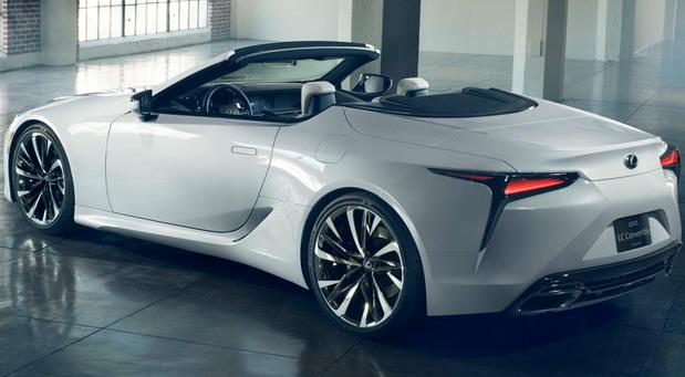 Lexus LC Cabrio Concept