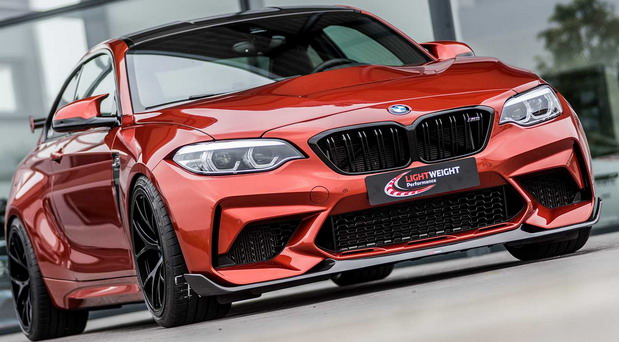 Lightweight BMW M2 Competition