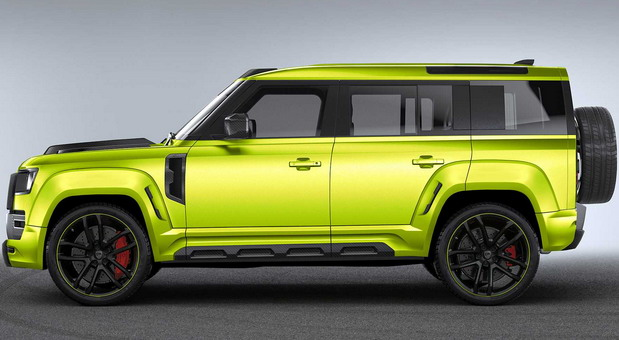 Lumma Design Land Rover Defender