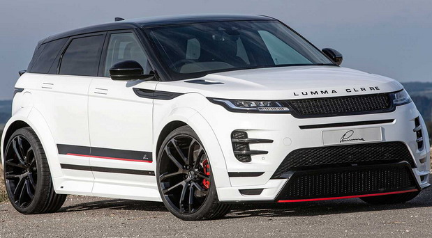 Lumma CLR RE Range Rover Evoque