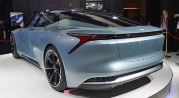 LvChi Auto Urano