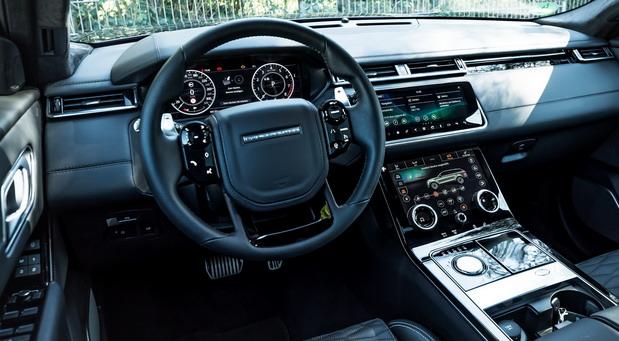 Manhart Range Rover Velar