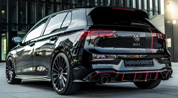 Manhart Volkswagen Golf GTI