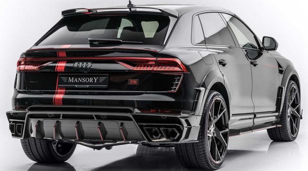 Mansory Audi RS Q8