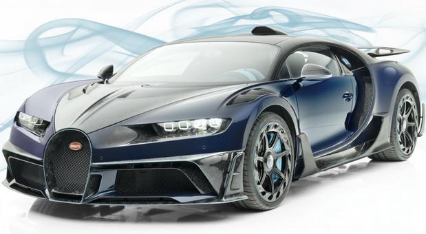 Mansory Bugatti Chiron