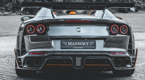 Mansory Stallone GTS
