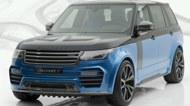 Mansory Range Rover