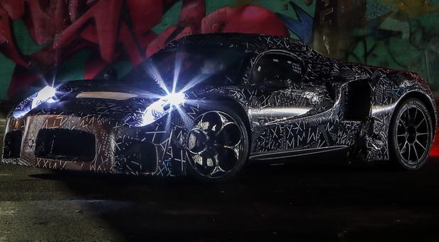Maserati Sportscar