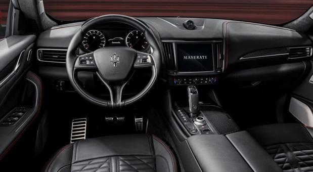 Maserati Levante F Tributo