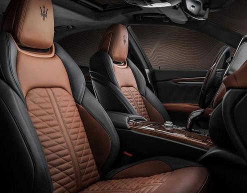 Maserati Ghibli Royale