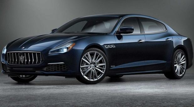 Maserati Quattroporte Edizione Nobile