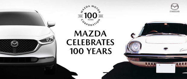 Mazda 100 godina
