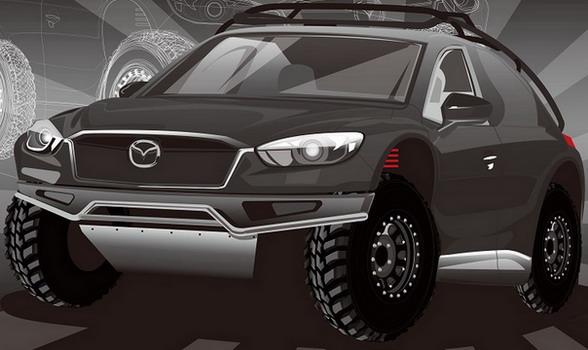 NATS Mazda CX-5