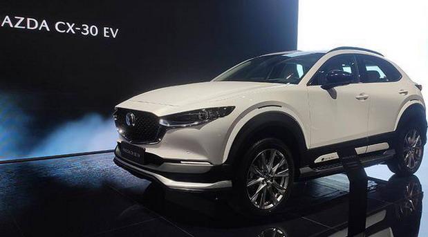 Mazda CX-30 EV