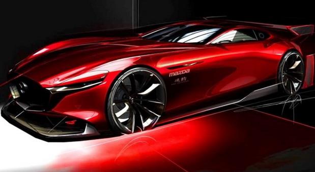 Mazda RX-Vision GT3 Concept Gran Turismo Sport
