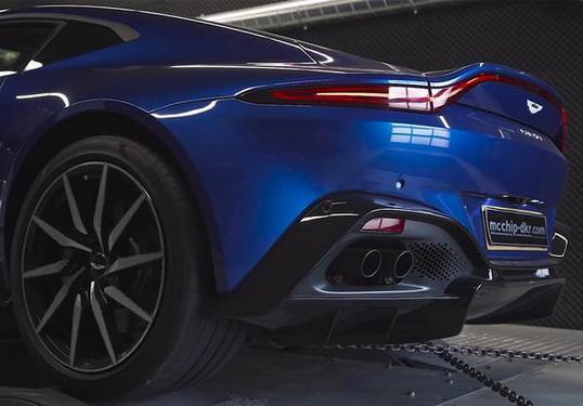 Mcchip-dkr Aston Martin Vantage V8