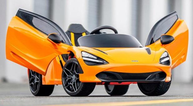 McLaren za decu