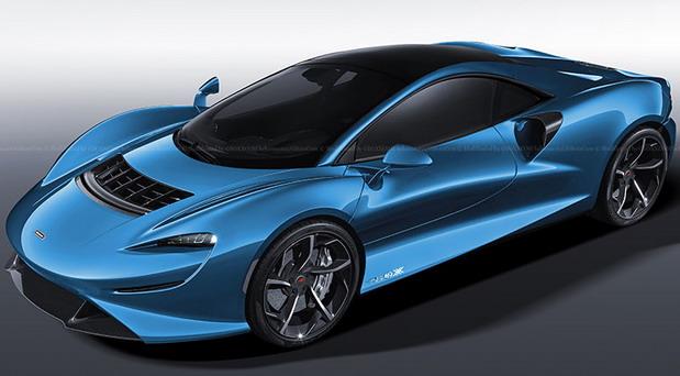 McLaren Elva Coupe